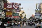 Kaosan road Bangkok