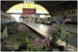 Hua Lumpung Bangkok Railway station