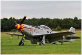 Mustang P 51 D