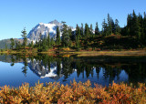 09 Mt Shuksan, Picture Lake