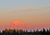 3 red sunset