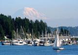 11 sailing at gig harbor
