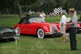 1958 Jaguar convertible