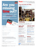 Clockenflap images in Timeout Sept/Oct 2009