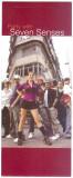 Flier for Seven Senses - Resident band at Grand Hyatt