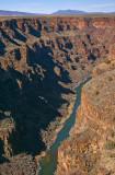 Rio Grande Canyon, New Mexico