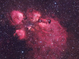The Cats Paw NGC 6334