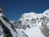 Mont Blanc versant Italien