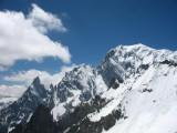 Noire de Peutret, Dames Anglaises, Blanche de Peutret, Mont Blanc