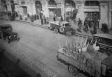 Motocars on Nikolsky street