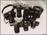 Gear pages>>Minolta XE-7 and others