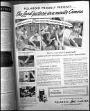 Popular Photography magazine, 1949.