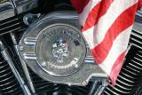 Harley Davidson's meeting 2010