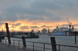 Hamburg, Sunday 6 a.m.