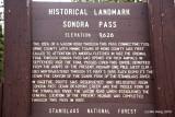 Sonora Pass - 11/06/10