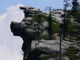 Yosemite Glacier Point Hike - 06/30/06
