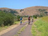 Biking At Coyote Hill Park, Fremont - 07/08/06