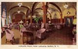 Lafayette Room, Lafayette Hotel