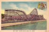 The Comet Roller Coaster