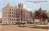 Erie County Jail and Municipal Building