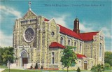 Canisius College Christ The King Chapel