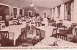 Main Dining Room, Reickert Tea Room