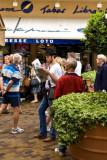 Market at Vaison-la-Romaine