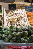 Market at Ste. Cecile-les-Vignes