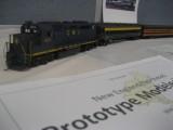Jim Homoki's GP40P