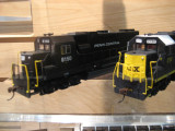 It's supposed to be a GP38-2
