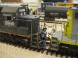 Brian Bennett's SD45-2