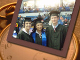 Graduation from Columbus State University 2009