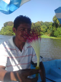 Flower from a tree, Las Isletas