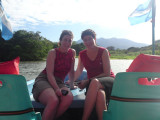 Boat trip Las Isletas