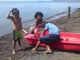 Merida beach, Isla de Ometepe