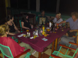 New Year's Eve at El Encanto guesthouse