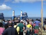 Ferry from Moyagalpa, Isla de Ometepe to mainland