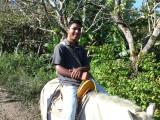 Horse riding in Miraflor