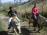Horse riding, Miraflor