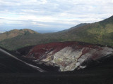 Cerro Negro (active) vulcano