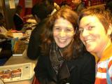 Meeting Yvonne in Paris