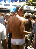 Carnaval Recife - rabbit boy