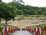 BRAZIL (here, Assis Brasil) & PERU (other shore, Iñapari)