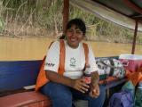 My jungle guide Luzmila