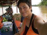 Boat ride, 3 day trip to Tambopata in Peruvian Amazon basin