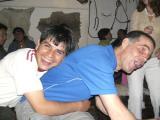 Alfredo and Piet