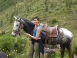 4 hour horseback tour through Huasao mountains