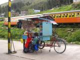 Huancavelica train station