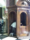Confession during Semana Santa