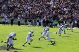 Kickoff at Ross-Ade stadium